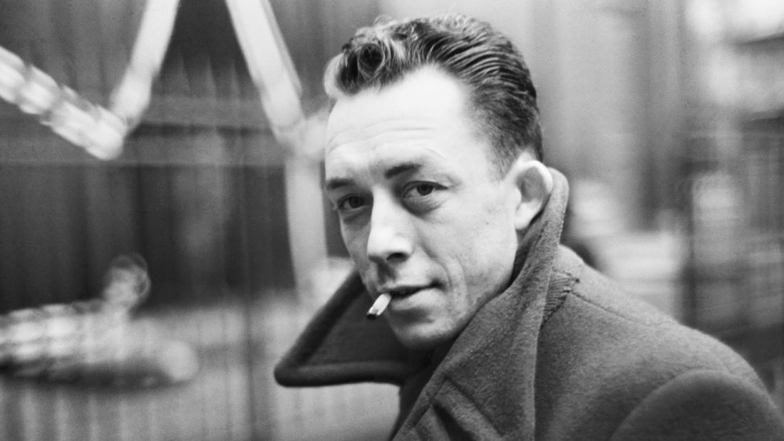 French Writer Albert Camus Quotes on Mankind, Life and Philosophy