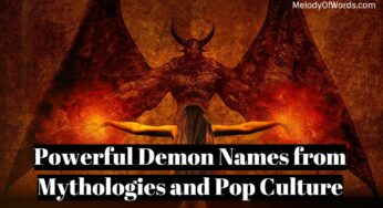 70 Powerful Demon Names from Mythologies and Pop Culture